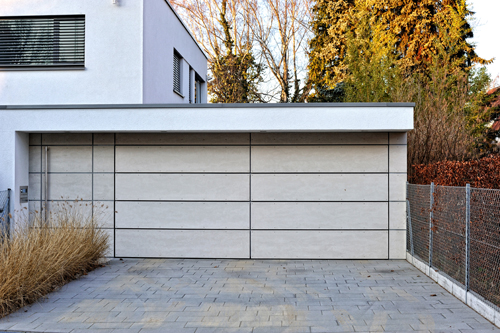 Weather Protection for Garage Doors